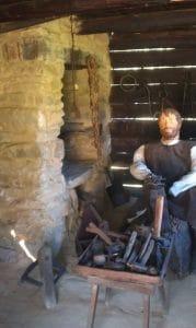 Kováčska dielňa